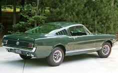 1966 K Gt Fastback