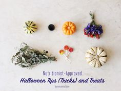 Nutritionist-Approved Halloween Tips (Tricks) and Treats