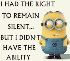 Random Funny minions images (07:16:36 PM, Sunday 23, August 2015 PDT) – 10 pi... - funny minion memes, funny minion quotes, Funny Quote, Minion Quote, Minion Quote Of The Day - Minion-Quotes.com