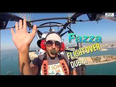 (53) Sheikh Hamdan ( فزاع Fazza ) & Chris Colwell Flying over Palm Jumeirah - YouTube