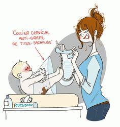 50 ilustraciones para reírnos desde el embarazo hasta la maternidad - Blog de BabyCenter