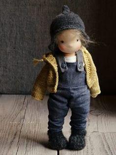 Baby Clothes Patterns, Doll Patterns, Bjd Dolls, Doll Toys, Boy Doll Clothes, Sewing Dolls, Waldorf Dolls, Soft Dolls, Diy Doll
