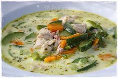 Kochen....meine Leidenschaft: Zucchini Bohnen Topf mit Huhn