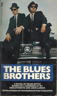 Blues Brothers in RayBans