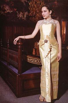 1000 images about traditional thai costumes on pinterest
