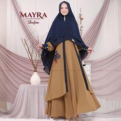 Defne Syari by Mayra Hijab Fashion, Mom, Instagram Posts, Dresses, Temples, Vestidos, Dress, Mothers, Gown