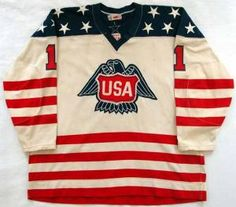 Love this USA Hockey jersey