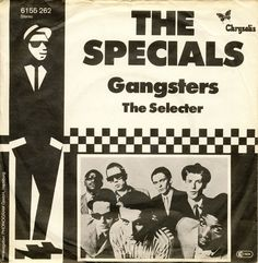 Images for Specials, The / Selecter, The - Gangsters / The Selecter Germany Release Terry Hall, Ska Music, Skinhead Girl, Wave Rock, Rude Boy, Music Albums, Reggae, Gangsters, Childhood Memories