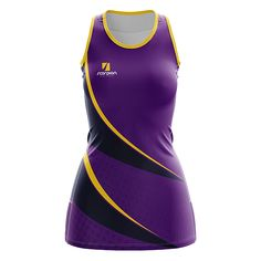 Scorpion Sports Netball Dresses UK are designed and sublimation printed within 4 weeks. Scorpion also supply teams, schools and colleges with branded after match garments. Netball Dresses, Scorpion, Dresses Uk, Colleges, Bespoke, Schools, Wetsuit, Color Schemes, Athletic Tank Tops