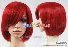 Red BoBo Cosplay Short Wig - $24.99 : Hello Cosplay : Cosplay Costumes :Cosplay Wigs