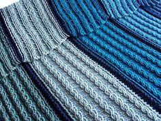 Knitting   Work in Progress: Stashbusting Strategies (Part I)