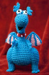 Stuffy from Doc McStuffins - Crochet Pattern on Ravelry!