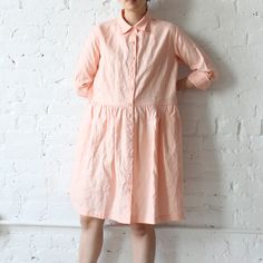 rennes Islington Dress Grapefruit