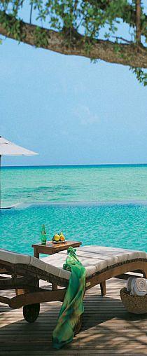 Taj Exotica Resort & Spa...Maldives.