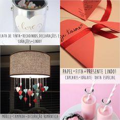 DIY-Dia dos Namorados