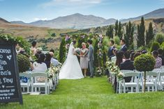 Julia + Sihan's Stoneridge Wedding | Queenstown Wedding Packages Dolores Park, Day, Wedding, Travel, Mariage, Viajes, Weddings, Traveling, Marriage