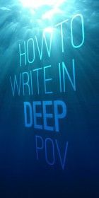 Deep POV brings your reader and your character closer together. Learn one surefire technique to go deep and bridge the gap.