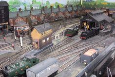 model railway   TAUNTON TOWN Model Railway Club - CLUB ROOM NEWS