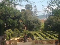 Pasqua al Labirinto d'Horta di Barcellona