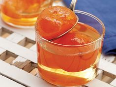 Mandalina Reçeli Tarifi - Lezzet Confectionery, Punch Bowls, Mandala, Pasta, Kitchen, Candy, Cooking, Sweet, Toffee