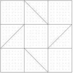 Friendship Star Quilt pattern