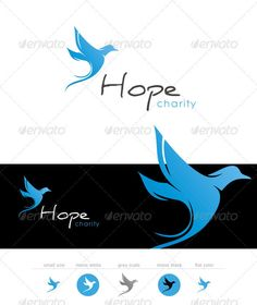Hope Charity / Church - Logo Design Template Vector #logotype Download it here: http://graphicriver.net/item/hope-charity-church-logo/3031876?s_rank=128?ref=nexion