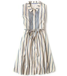 Striped Dress by Boden lovely
