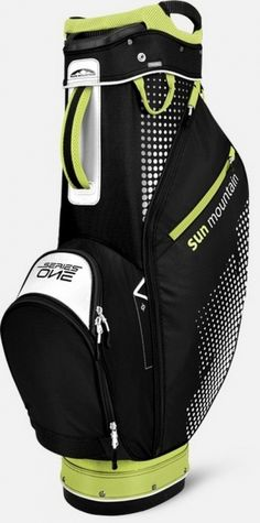 Find the best golf bags at #lorisgolfshoppe : Sun Mountain Ladies Series One Golf Cart Bag