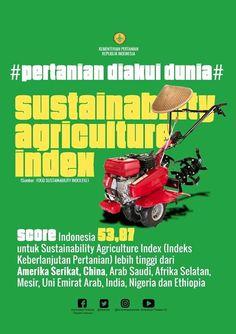 Alhamdulillah..Pertanian Indonesia Diakui Dunia