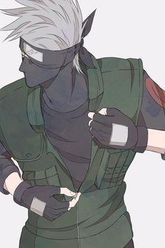 Kakashi Sharingan, Naruto Shippuden Sasuke, Anime Naruto, Naruto Boys, M Anime, Kakashi Sensei, Naruto Sasuke Sakura, Chica Anime Manga, Naruto Art