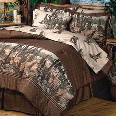 Kimlor Whitetail Dreams Comforter Set | Bedplanet.com | Bedplanet | Bed Planet