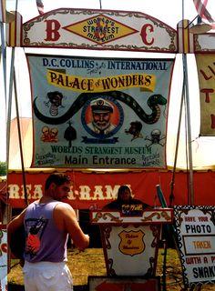 International Palace of Wonders 1990-State Fair Skowhegan, Maine