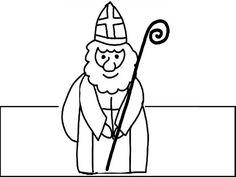 Pro Šíšu: Mikulas, cert a andel - omalovánky