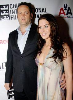 Vince Vaughn & Wife Welcome Daughter Locklyn Celebrity Couples, Celebrity Gossip, Vince Vaughn, Welcome Baby, Celebs, Celebrities, Man Humor, Vernon, How To Look Better