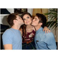 Lucy+Hale+Keegan+Allen+Lucy+Hale+Performs+ZpYsKBwtVZAl.jpg (594×427) ❤ liked on Polyvore featuring lucy hale