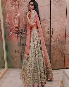 Need to know about quality Elegant Indian Saree also products such as Elegant Saree and Bollywood if so then Click visit link for more details indianfashion Indian Wedding Outfits, Pakistani Outfits, Indian Outfits, Indian Weddings, Indian Attire, Indian Ethnic Wear, Indian Lehenga, Lehenga Choli, Sabyasachi Lehengas