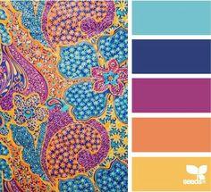 festive color inspiration