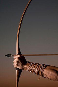 Bow & Arrow and Hand