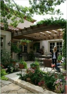 creative pergola designs and diy options landscaping pinterest