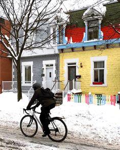 La compagnie européenne Zalando déclare Montréal une des villes les plus élégantes du monde. Quelques images Instagram pour le prouver. Montreal Ville, Montreal Quebec, Westminster, Images Instagram, Toronto, Canadian Winter, Rues, Old Buildings, Winter Scenes