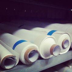 Some fabrics and yarns