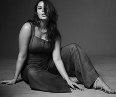 Designer Rachel Roy Introduces A Truly Chic Plus-Size Line.: Designer Rachel Roy Introduces A Truly Chic Plus-Size Line… Rachel Roy, Plus Size Fotografie, Curvy Fashion, Plus Size Fashion, Female Fashion, Fashion Fashion, High Fashion, Plus Size Photography, Glamour Photography