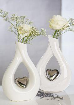 Váza HEART