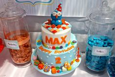 "Little Big Company | The Blog: Max's ""Hoot"" the Owl themed 2nd Birthday by The Iced Biscuit"