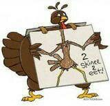 Haha, funny, but we won't fall for it :) Funny Thanksgiving Pictures, Thanksgiving Greetings, Thanksgiving Humor, Pilgrims And Indians, Fall Clip Art, New Things To Try, Turkey Time, Autumn Art, Holiday Fun