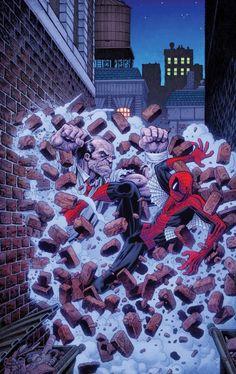 Amazing Spider-Man vol.3 #17.1 (Cover art by Arthur Adams)