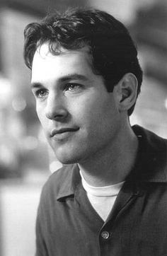 "Paul Rudd...You had me at ""Clueless""; ""That's when I realized I am majorly, totally, butt-crazy in love with Josh!!!"""