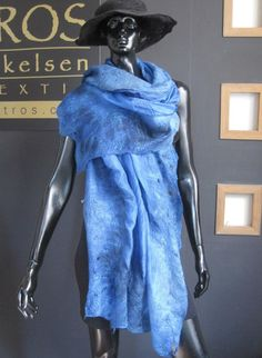 chal seda y fieltro Celia Mikkelsen www.artefieltros.com