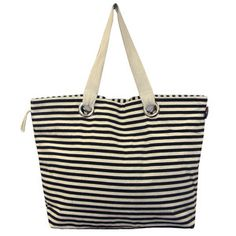 Fab.com | Totally Sunny Canvas Totes