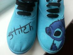 disney painted shoes - Google Search
